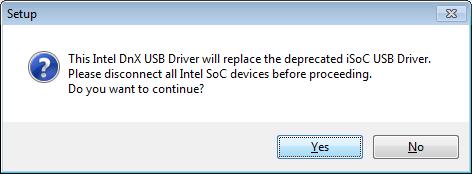 Intel soc usb driver